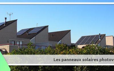 Les Panneaux Solaires Photovoltaïques : le fonctionnement